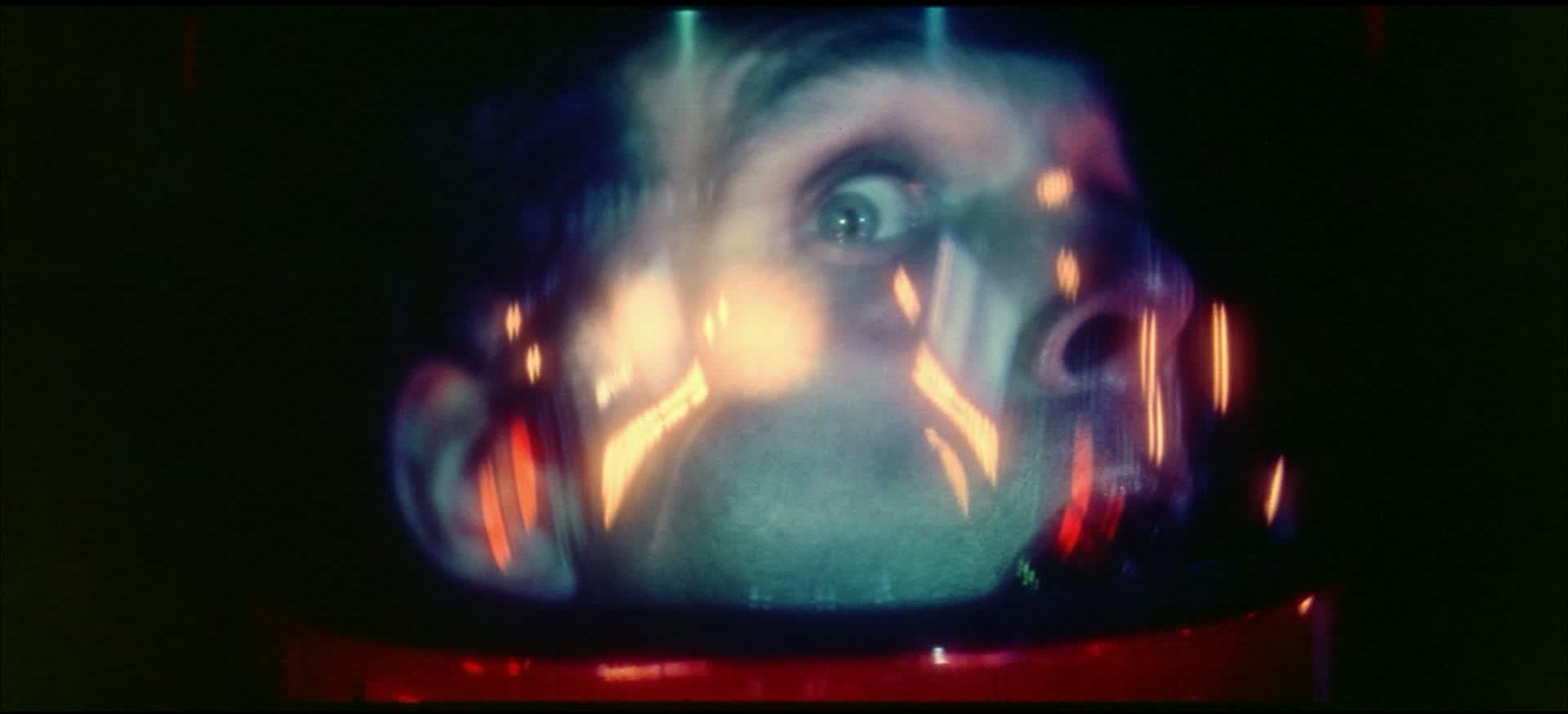 2001 a space odyssey jupiter Benson writes 2001: a space odyssey encompassed four million  fires a  powerful radio pulse in the direction of jupiter—evidently a signal,.